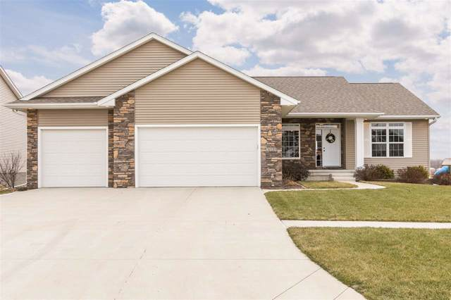 3025 Ridgeview Drive, Ely, IA 52227 (MLS #202000111) :: The Johnson Team