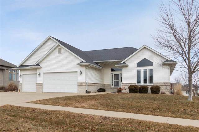 4130 Monarch Ave, Marion, IA 52302 (MLS #202000359) :: The Johnson Team