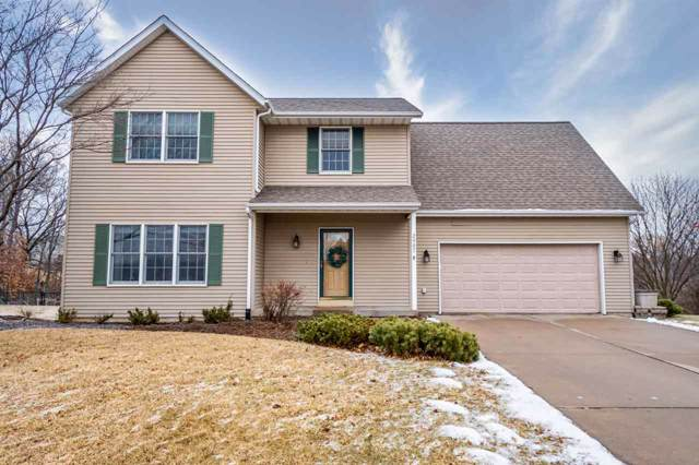 2007 Generry Dr, Coralville, IA 52241 (MLS #202000688) :: The Johnson Team