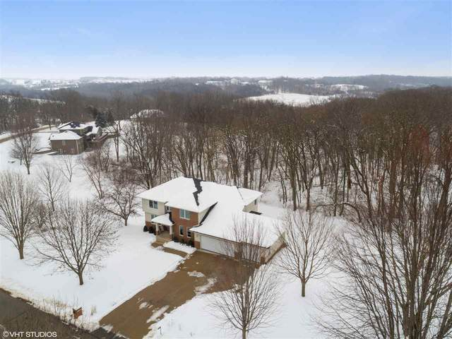 3121 Deerfield Drive Ne, Swisher, IA 52338 (MLS #202001064) :: The Johnson Team