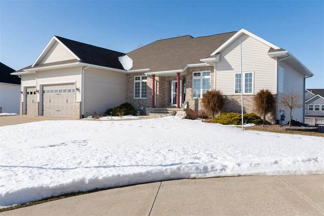 2870 Brandon Ct, Marion, IA 52302 (MLS #202001073) :: The Johnson Team