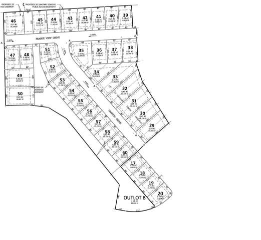 Lot 34 The Meadows Subdivision Part 4B, West Branch, IA 52358 (MLS #202001091) :: The Johnson Team