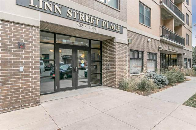 332 S Linn Street #205, Iowa City, IA 52240 (MLS #202001161) :: The Johnson Team