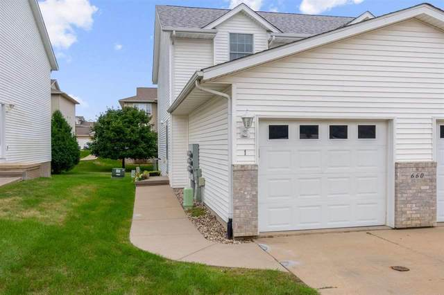 660 Magnolia Ln #1, Marion, IA 52302 (MLS #202001236) :: The Johnson Team
