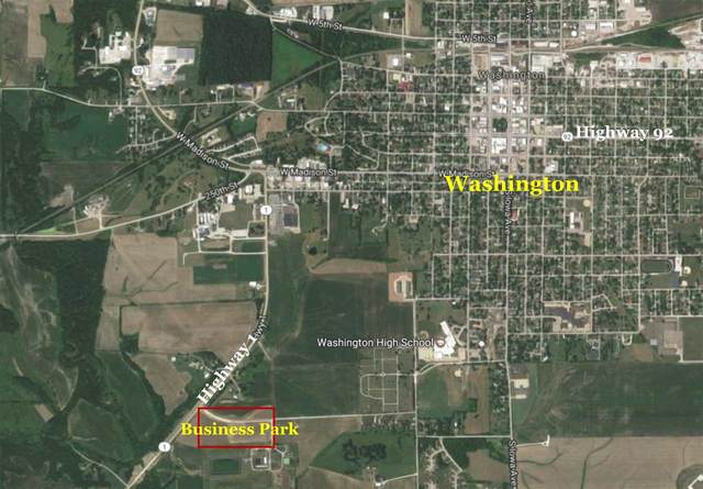 Lot 10 W Buchanan Street, Washington, IA 52353 (MLS #202001290) :: Lepic Elite Home Team