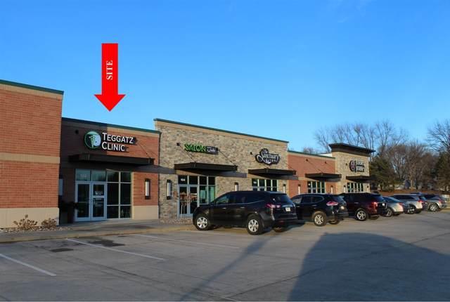 5100 Fountains Dr Ne #102, Cedar Rapids, IA 52411 (MLS #202001345) :: The Johnson Team