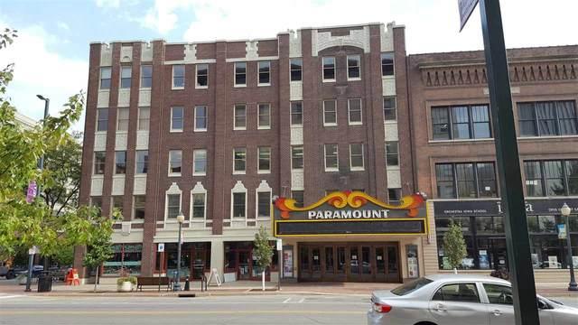 305 2nd Street Se Floors 1, 2 & 3, Cedar Rapids, IA 52401 (MLS #202001638) :: The Johnson Team