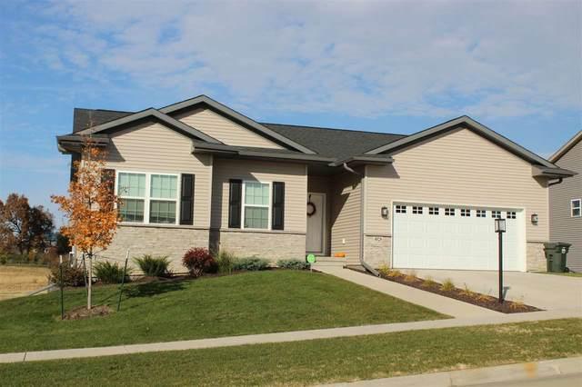 4028 Lillian St, Iowa City, IA 52245 (MLS #202001644) :: The Johnson Team