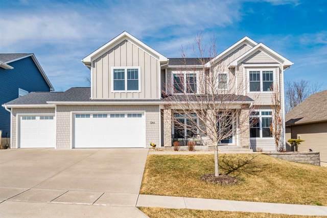 1266 Eagle Pl, Iowa City, IA 52246 (MLS #202001965) :: The Johnson Team