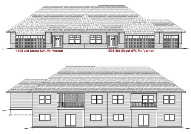 1503 3rd Street, Mt Vernon, IA 52314 (MLS #202002054) :: The Johnson Team