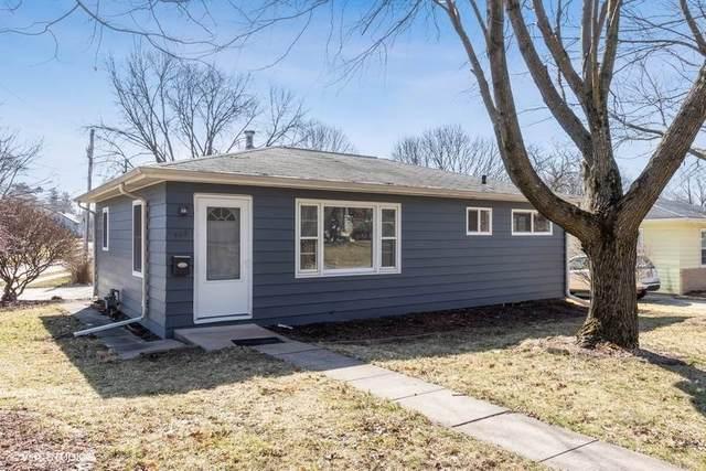 508 Kimball Rd, Iowa City, IA 52245 (MLS #202002134) :: The Johnson Team