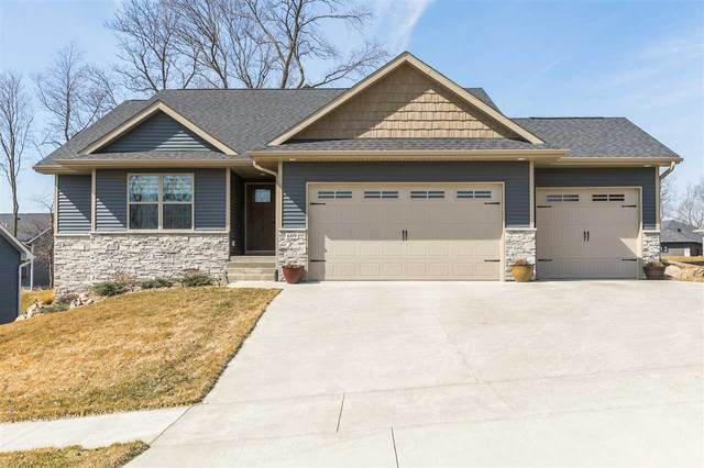 609 Gentry Ln, Tiffin, IA 52340 (MLS #202002213) :: The Johnson Team