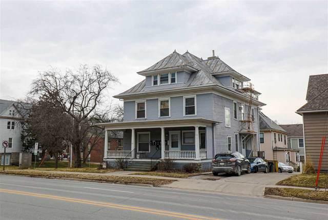 625 E Burlington Street 1-9, Iowa City, IA 52240 (MLS #202002215) :: The Johnson Team