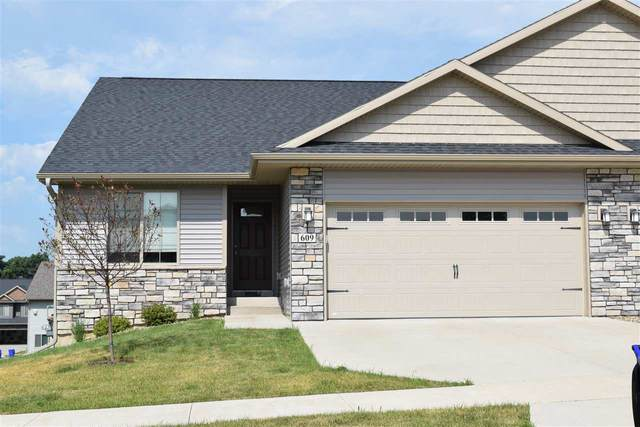 1011 Creekside Drive, Tiffin, IA 52340 (MLS #202002250) :: The Johnson Team