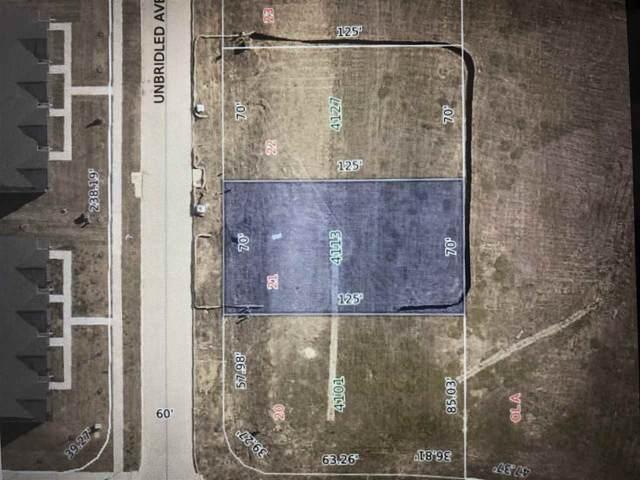 4113 Unbridled Ave, Iowa City, IA 52240 (MLS #202002365) :: The Johnson Team