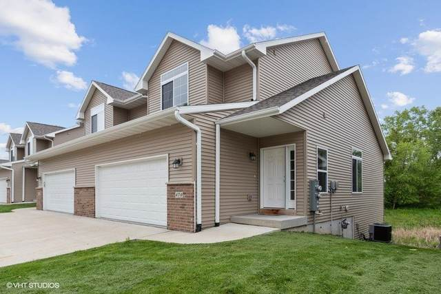 470 Rj Drive, Tiffin, IA 52340 (MLS #202003484) :: The Johnson Team