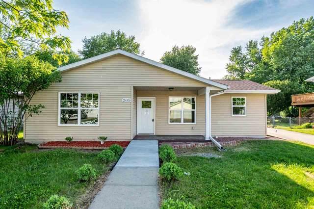 2449 Aster Ave, Iowa City, IA 52240 (MLS #202003615) :: Lepic Elite Home Team