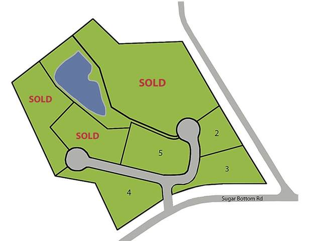 2380 Sugar Bottom Rd Ne Lot 5, Solon, IA 52333 (MLS #202003727) :: Lepic Elite Home Team