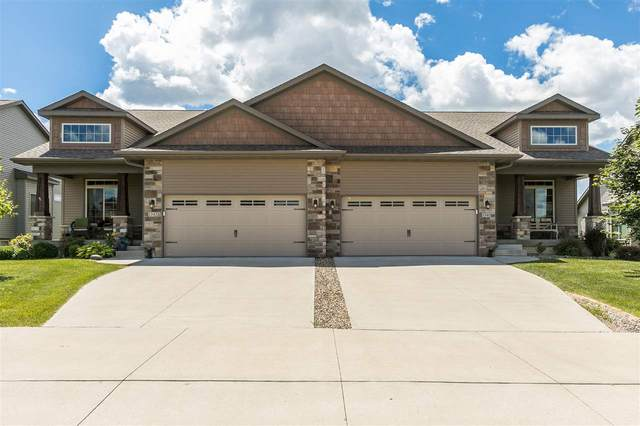 1342 Copper Mountain Dr, North Liberty, IA 52317 (MLS #202004056) :: The Johnson Team