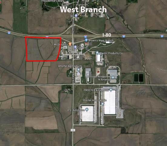 Lot 1 Industrial Dr, West Branch, IA 52358 (MLS #202004124) :: The Johnson Team