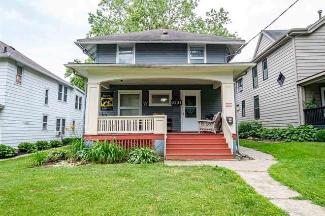 1031 E College Street, Iowa City, IA 52240 (MLS #202004130) :: The Johnson Team