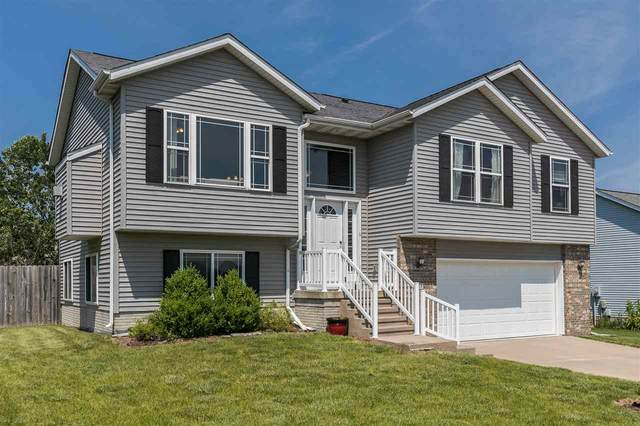 25 S Mckenzie Ln, North Liberty, IA 52317 (MLS #202004320) :: The Johnson Team