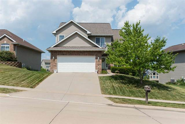 828 Tipperary Rd, Iowa City, IA 52246 (MLS #202004346) :: The Johnson Team
