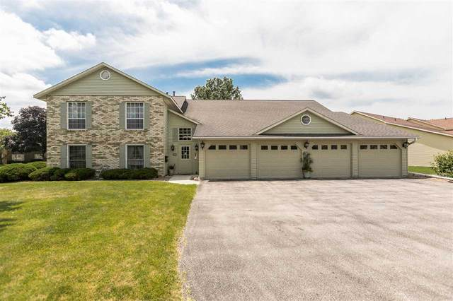 4121 Lexington Dr Ne D, Cedar Rapids, IA 52402 (MLS #202004519) :: The Johnson Team