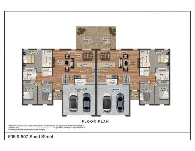 507 Short St, Williamsburg, IA 52361 (MLS #202004699) :: Lepic Elite Home Team