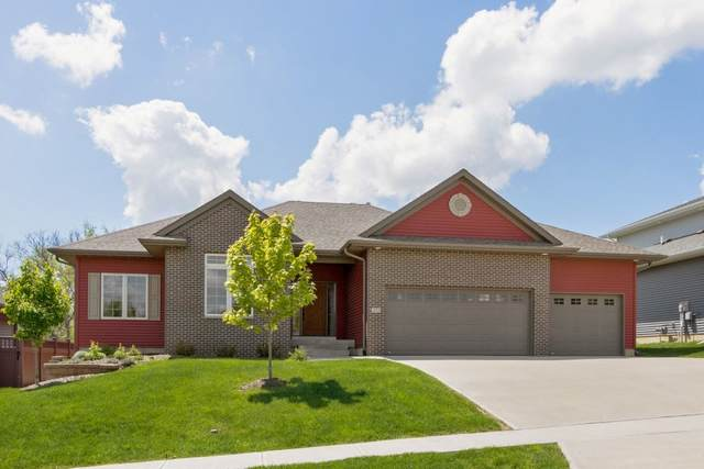 1122 Eagle Pl, Iowa City, IA 52246 (MLS #202004747) :: Lepic Elite Home Team