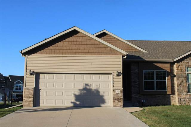 345 Windflower Ln, Solon, IA 52333 (MLS #202005134) :: Lepic Elite Home Team