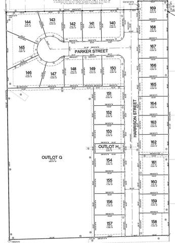 Lot 164 Harvest Estates II Part 6, North Liberty, IA 52317 (MLS #202005276) :: Lepic Elite Home Team
