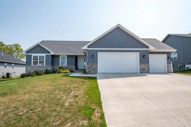 1406 Croell Ave, Tiffin, IA 52340 (MLS #202005297) :: Lepic Elite Home Team