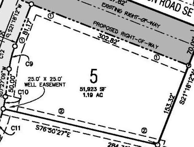 Lot 5 Rolling Prairie Estates, Iowa City, IA 52240 (MLS #202005473) :: Lepic Elite Home Team