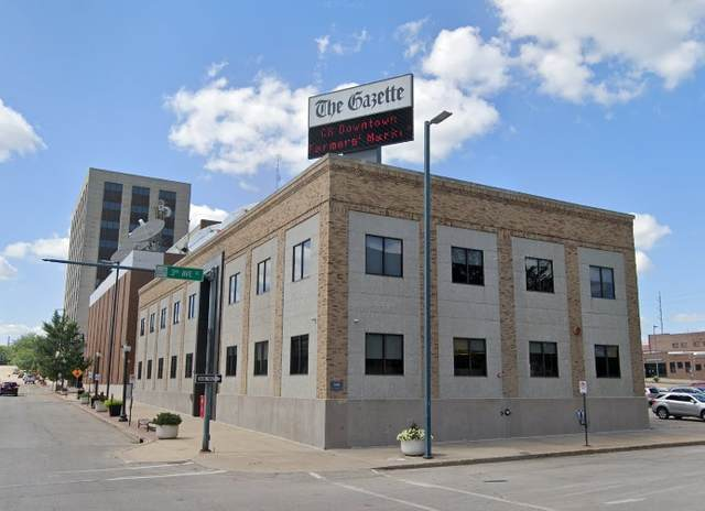 512 3rd Ave Se, Cedar Rapids, IA 52401 (MLS #202005545) :: The Johnson Team