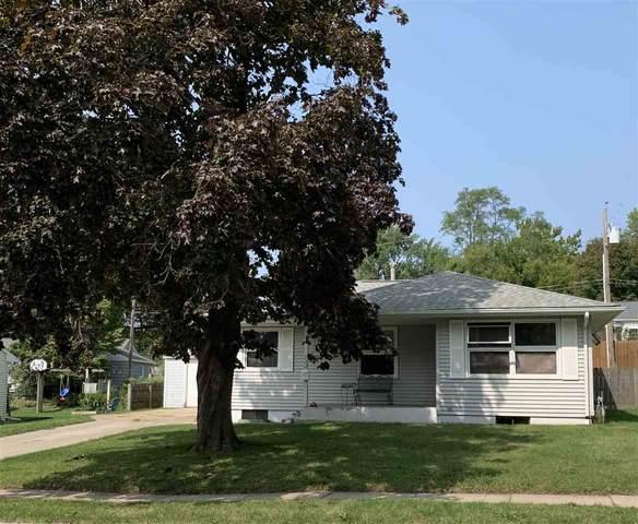 722 Highland Ave, Iowa City, IA 52240 (MLS #202005676) :: Lepic Elite Home Team