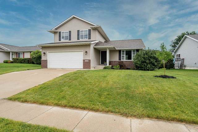 1340 Browning Dr, North Liberty, IA 52317 (MLS #202005870) :: The Johnson Team
