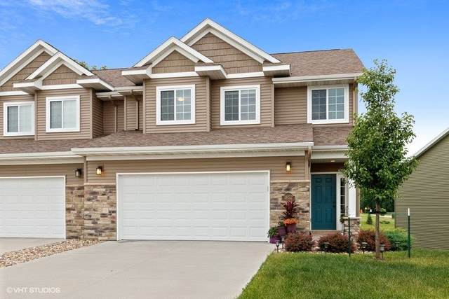 1852 Carroll Court, North Liberty, IA 52317 (MLS #202006082) :: The Johnson Team