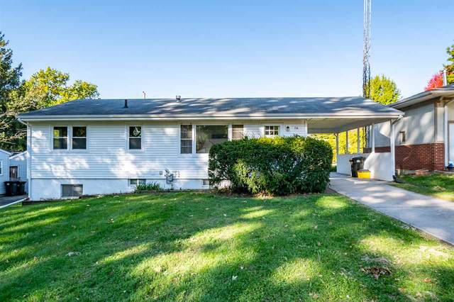 712 13th Ave, Coralville, IA 52241 (MLS #202006090) :: Lepic Elite Home Team