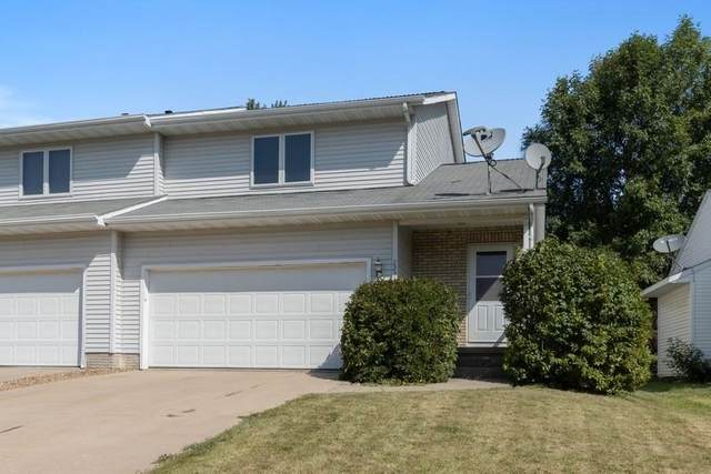 2233 10th St, Coralville, IA 52241 (MLS #202006112) :: Lepic Elite Home Team