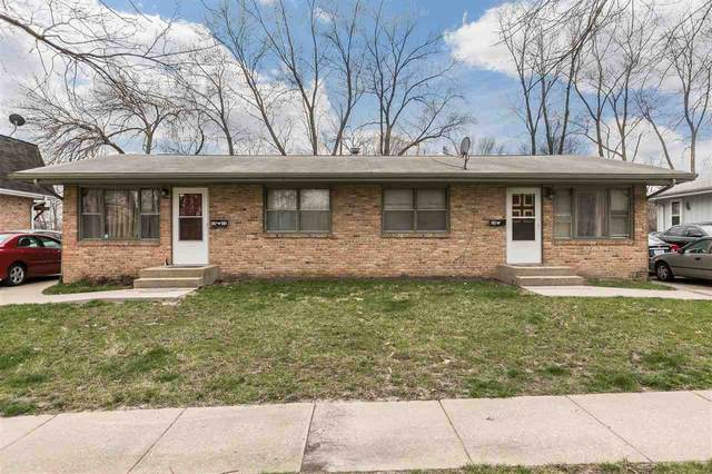 1309 and 1311 2nd Ave, Iowa City, IA 52240 (MLS #202006133) :: The Johnson Team