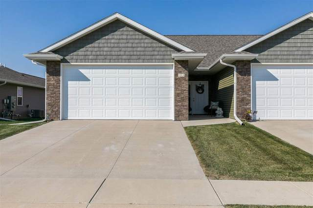 101 SW Alan Ave A, Swisher, IA 52338 (MLS #202006144) :: The Johnson Team