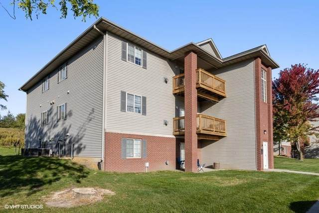 2270 Holiday Rd #512, Coralville, IA 52241 (MLS #202006194) :: Lepic Elite Home Team