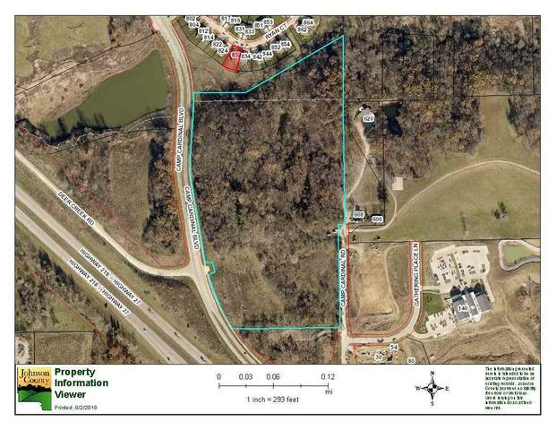 27.68 Acres Camp Cardinal Blvd., Iowa City, IA 52246 (MLS #202006332) :: The Johnson Team
