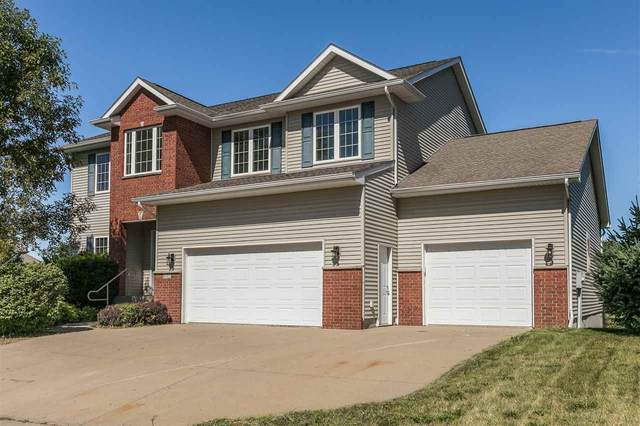 635 Huntington Dr, Iowa City, IA 52245 (MLS #202006364) :: The Johnson Team