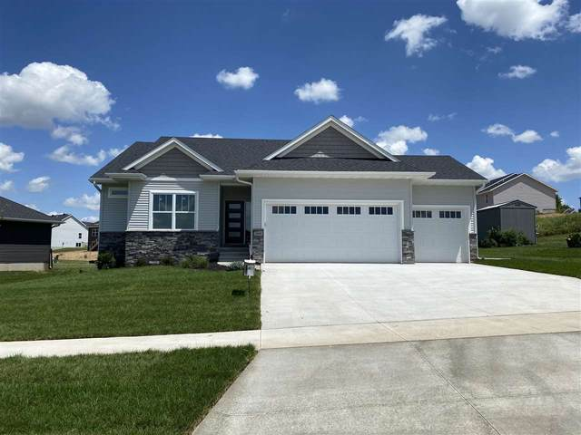 1202 Potter St, Tiffin, IA 52340 (MLS #202006427) :: Lepic Elite Home Team