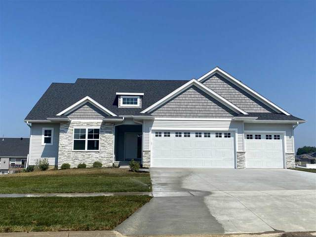 1200 Croell Ave, Tiffin, IA 52340 (MLS #202006429) :: Lepic Elite Home Team
