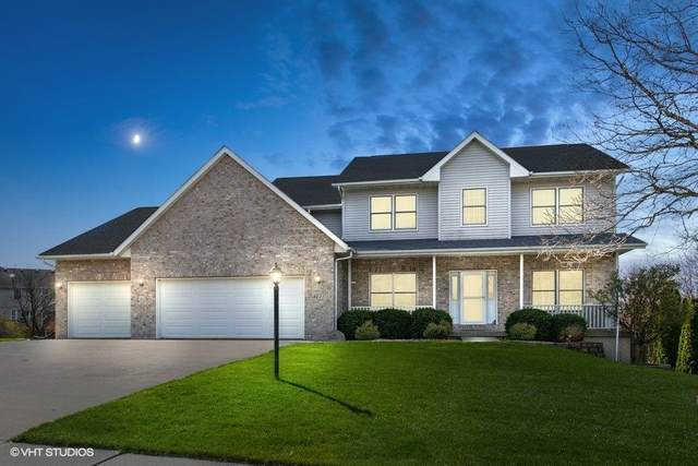 4625 Dryden Ct, Iowa City, IA 52245 (MLS #202006466) :: Lepic Elite Home Team