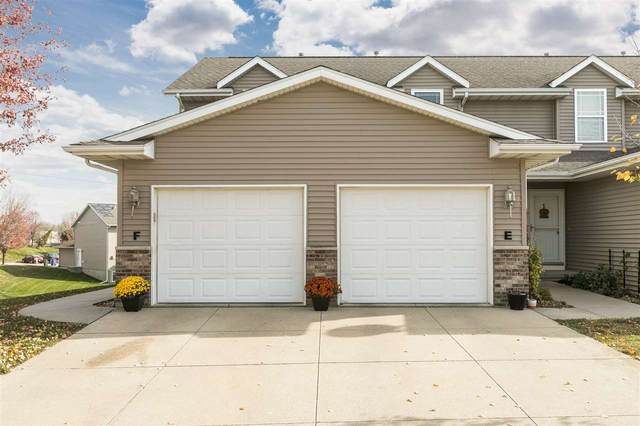 3840 37th Ave Sw F, Cedar Rapids, IA 52404 (MLS #202006523) :: Lepic Elite Home Team