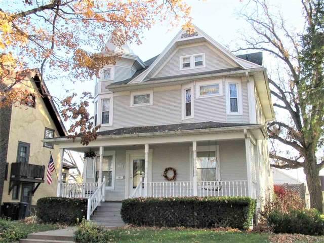 115 W 8th Street, Tipton, IA 52772 (MLS #202006583) :: Lepic Elite Home Team